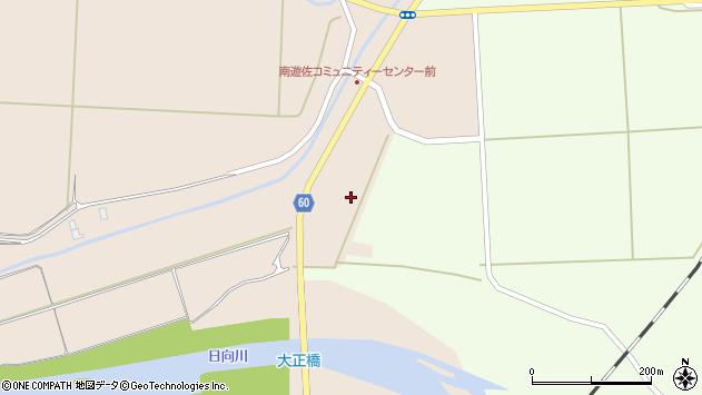 山形県酒田市宮内保久俵周辺の地図