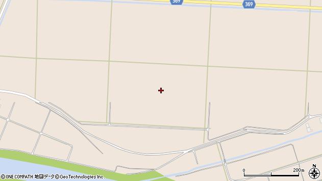 山形県酒田市宮内興野周辺の地図