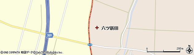 山形県酒田市宮内六ツ新田73周辺の地図