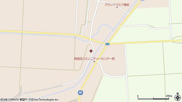 山形県酒田市宮内一口2周辺の地図