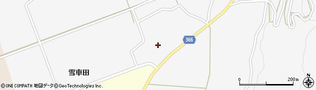 山形県酒田市福山貝ラケ39周辺の地図
