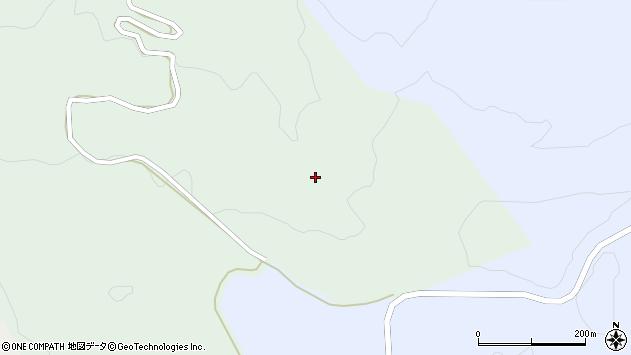 山形県酒田市赤剥東山田周辺の地図