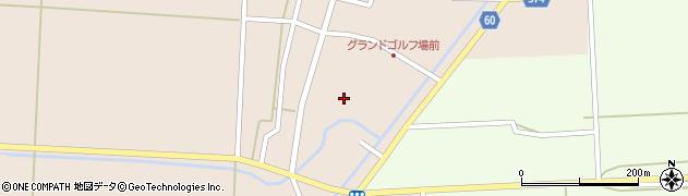 山形県酒田市宮内本楯5周辺の地図