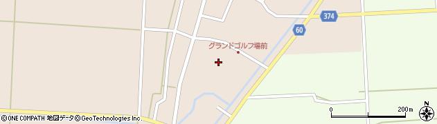 山形県酒田市宮内本楯20周辺の地図
