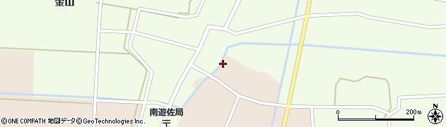 山形県酒田市千代田外野52周辺の地図