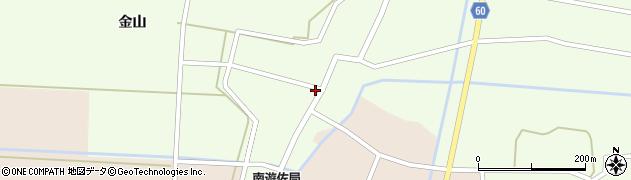山形県酒田市千代田外野周辺の地図