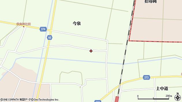 山形県酒田市千代田宅田72周辺の地図