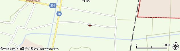 山形県酒田市千代田宅田65周辺の地図