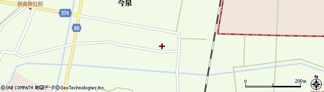 山形県酒田市千代田宅田17周辺の地図