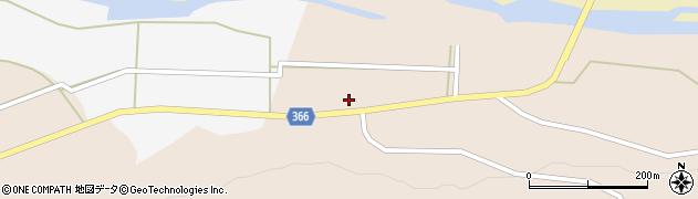 山形県酒田市新出村ノ前35周辺の地図