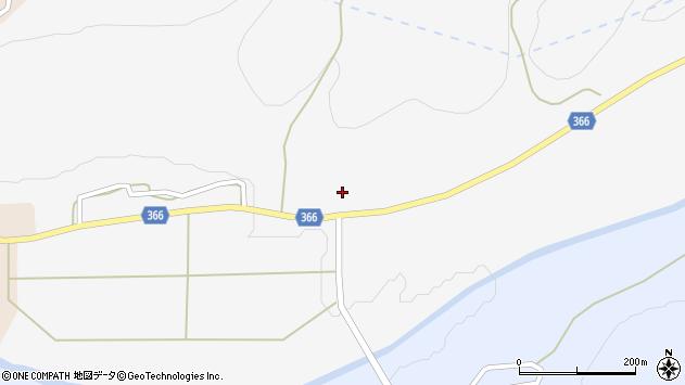 山形県酒田市草津豊田3周辺の地図