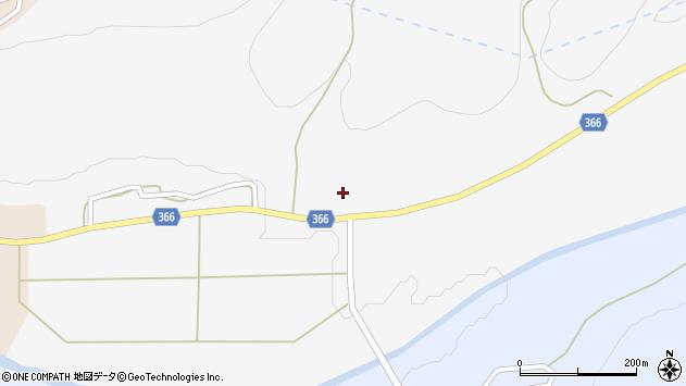 山形県酒田市草津豊田5周辺の地図