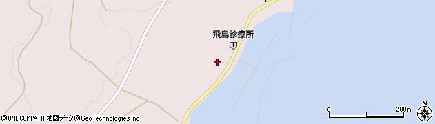 山形県酒田市飛島勝浦甲45周辺の地図