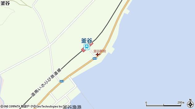 北海道上磯郡木古内町釜谷 地図(住所一覧から検索) :マピオン