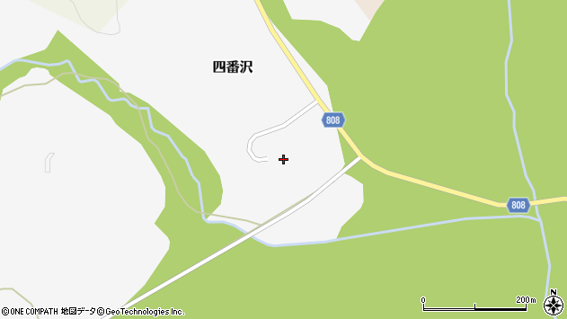 北海道厚岸郡浜中町四番沢 地図(住所一覧から検索) :マピオン