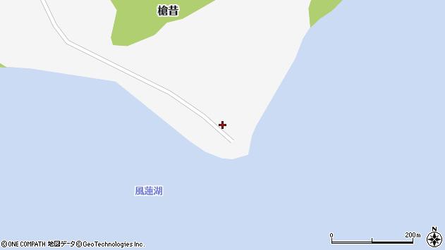 北海道根室市槍昔 住所一覧から地図を検索