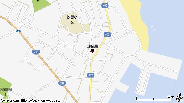 北海道紋別郡興部町沙留 地図(住所一覧から検索) :マピオン