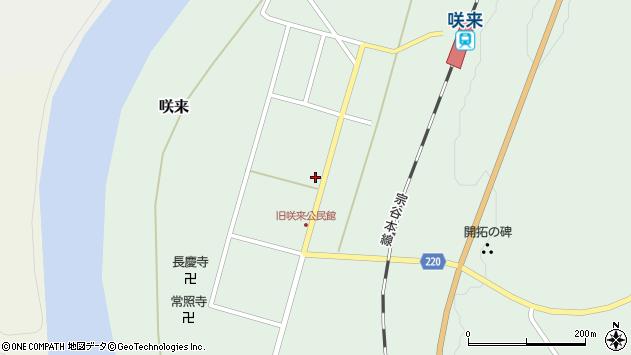 北海道中川郡音威子府村咲来 地図(住所一覧から検索 ...