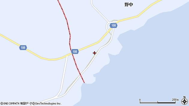 北海道利尻郡利尻富士町鬼脇野中 地図(住所一覧から検索 ...