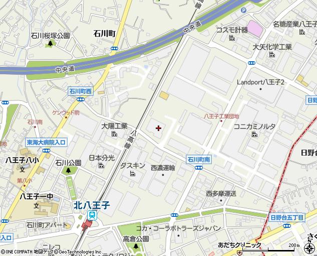 株式会社ヤクルト 本社 東京物流センター