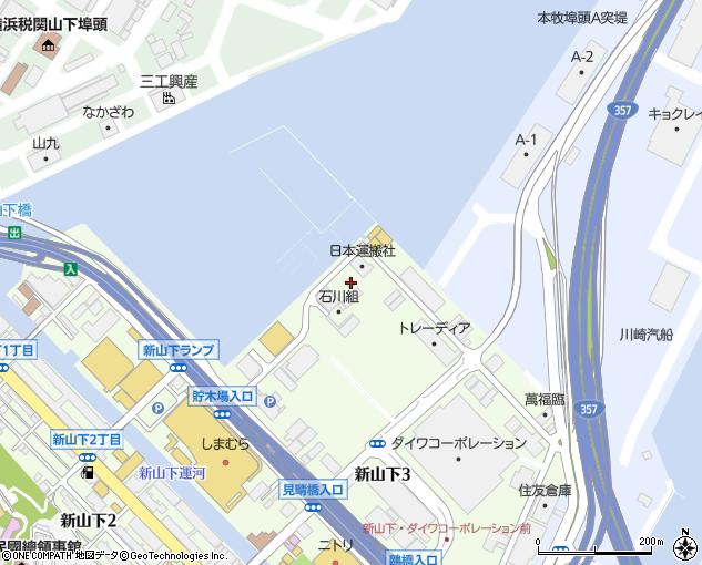 株式会社フジエクスプレス 横浜営業所