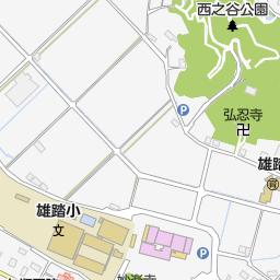 浜松市雄踏文化センターの地図:...