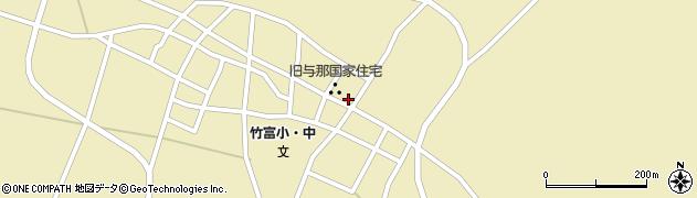日本ユースホステル高那旅館周辺の地図