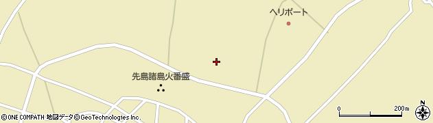 パーラー ぱいぬ島周辺の地図