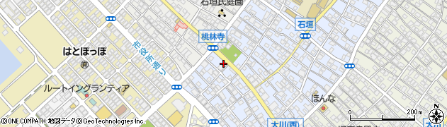 てらまえ仏具店周辺の地図