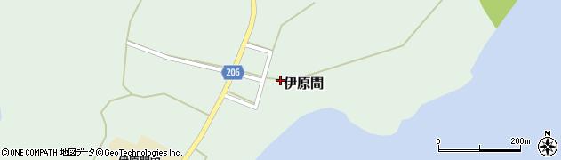沖縄県石垣市伊原間周辺の地図