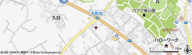 琉球銀行かりゆし寮周辺の地図