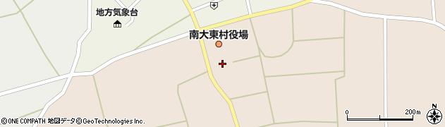 沖縄県島尻郡南大東村周辺の地図
