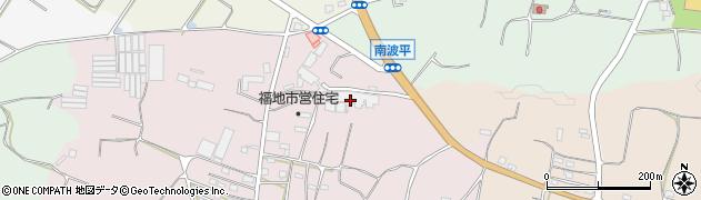 琉球ガラス村周辺の地図