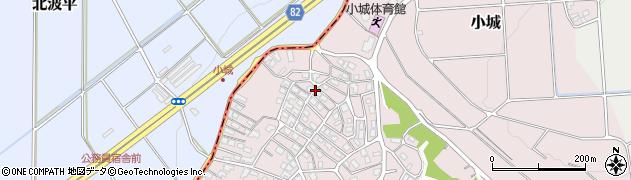 沖縄県島尻郡八重瀬町小城周辺の地図