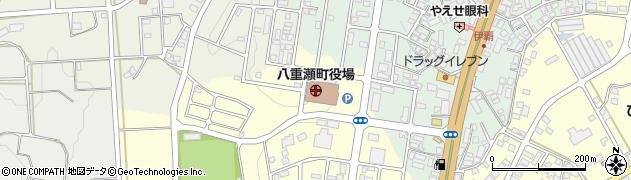 沖縄県八重瀬町(島尻郡)周辺の地図