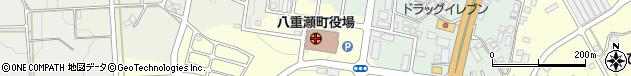 沖縄県島尻郡八重瀬町周辺の地図
