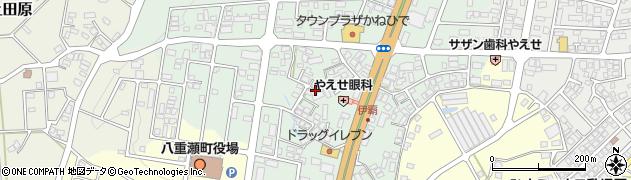 沖縄県島尻郡八重瀬町伊覇周辺の地図