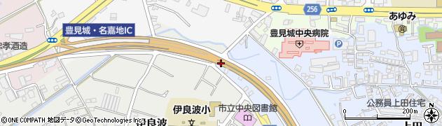 一般国道506号周辺の地図