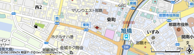 東町市営住宅周辺の地図