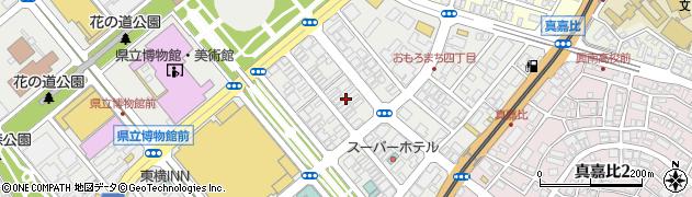 沖縄県那覇市おもろまち4丁目8周辺の地図