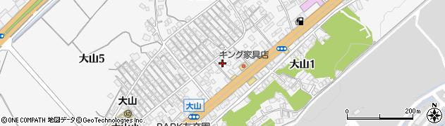 沖縄県宜野湾市大山周辺の地図