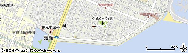 レミーマンション周辺の地図