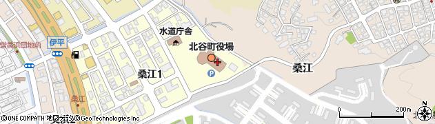 沖縄県中頭郡北谷町周辺の地図