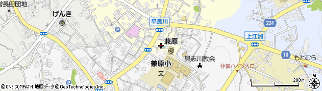 ホテルハーバー周辺の地図
