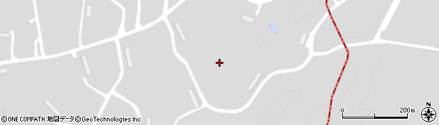 沖縄県中頭郡読谷村長田周辺の地図