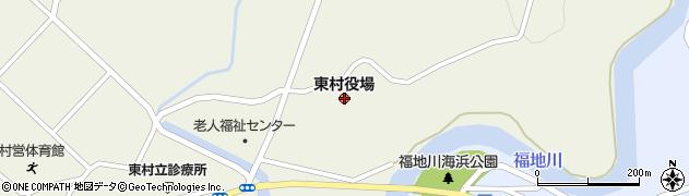 沖縄県国頭郡東村周辺の地図