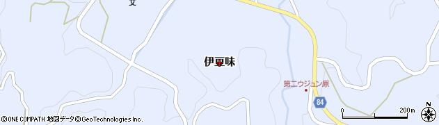 沖縄県本部町(国頭郡)伊豆味周辺の地図