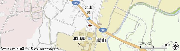 ファミリーマート今帰仁仲尾次店周辺の地図