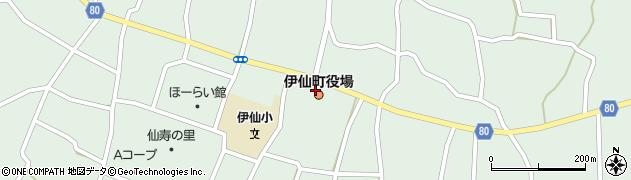 鹿児島県大島郡伊仙町周辺の地図