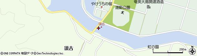 (人道橋)周辺の地図